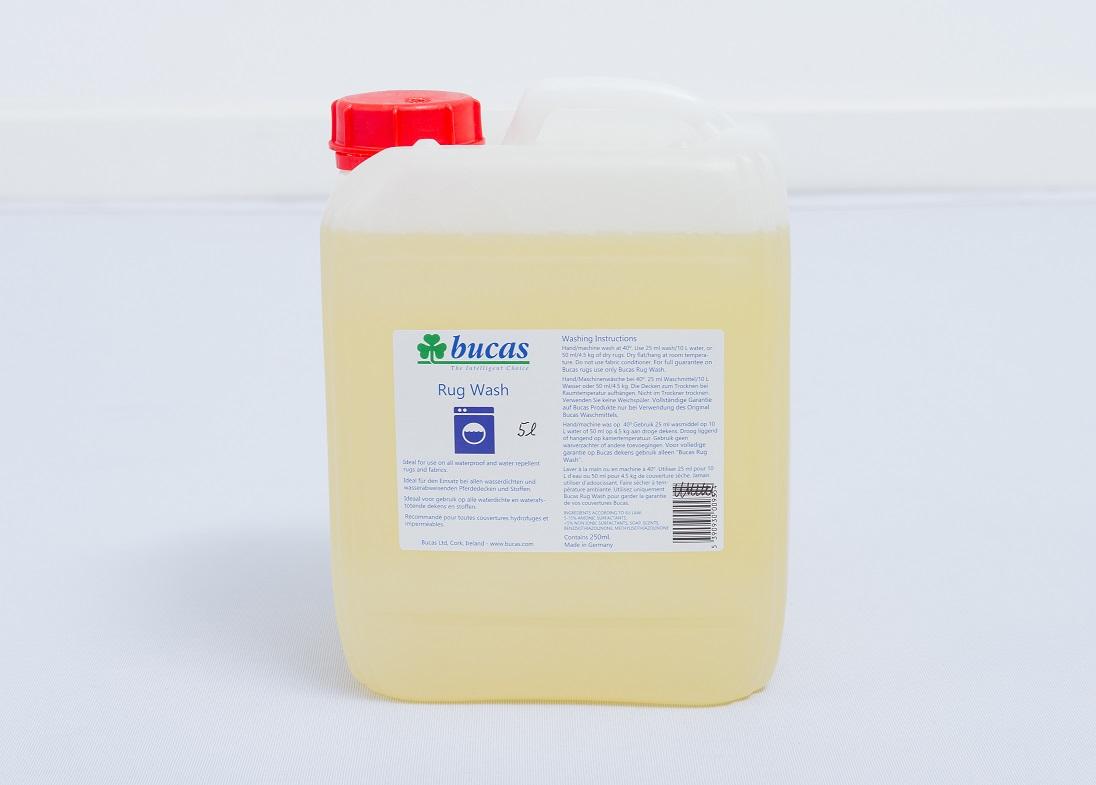 Bucas Rug Wash 5 litre
